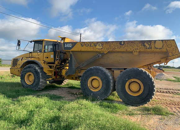 2006 Volvo Articulated Truck