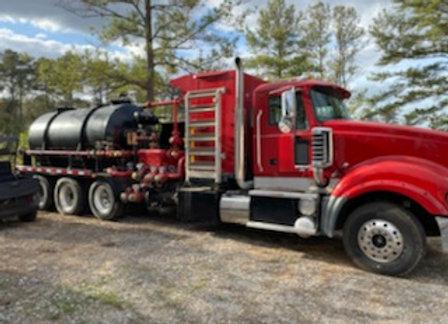 2014 15k Bobtail Kill Truck