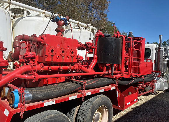 2007 Peterbilt 379 Acid Pump