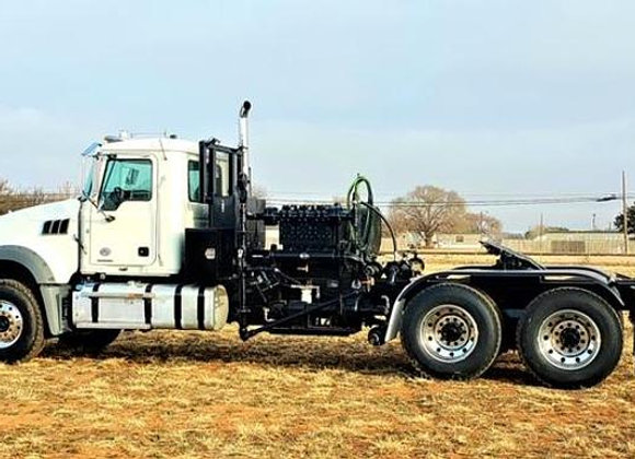 2020 Mack Pump Truck, 10-Speed