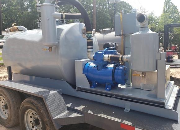 (9) 600 Gallon Liquid Vacuum Units