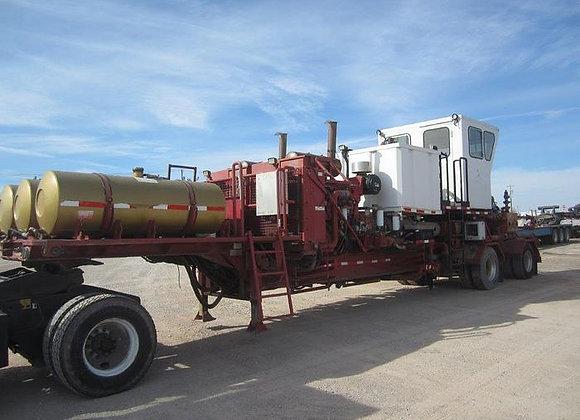 2008 CVA Twin Pumper