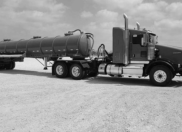 Vacuum Truck & Trailer Package