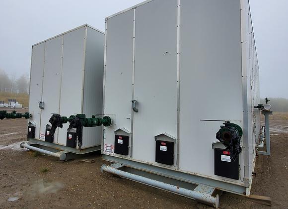 (2) 1440psi Vertical Separator Units