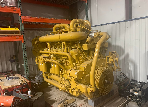 CAT 2500hp Well Service Engine