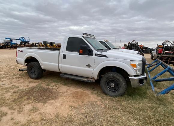 (6) Pickup Trucks