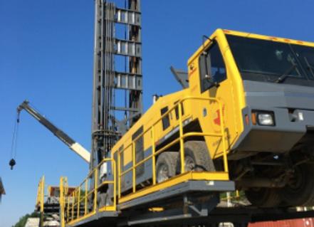 2014 Atlas Copco Drilling System