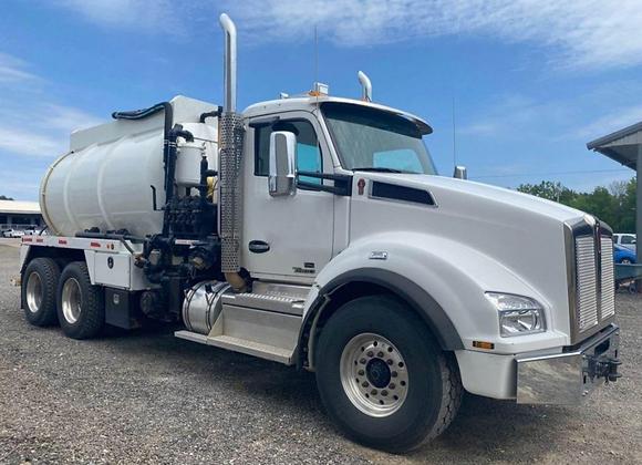 2019 Kenworth T880 Bobtail Kill Truck