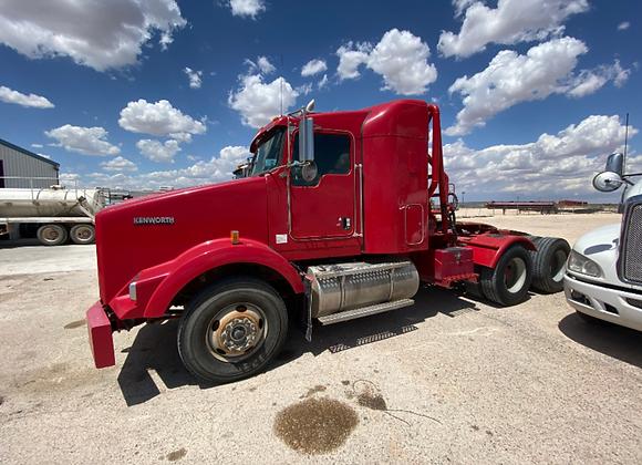 2014 Kenworth 45 Ton Winch Truck