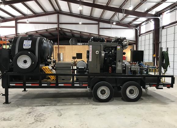2019 BOP Hydrostatic Testing Unit