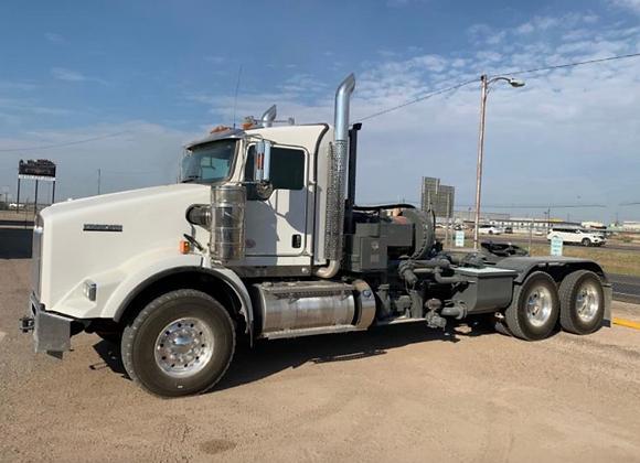 2019 10k Pump Truck