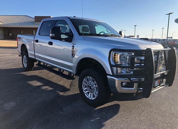 2018 F250 XLT Pickup