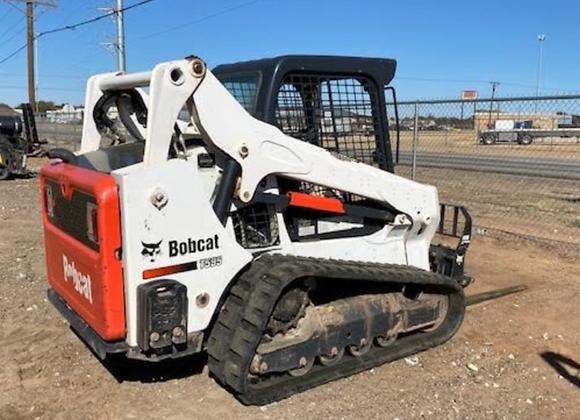 2017 Bobcat T595