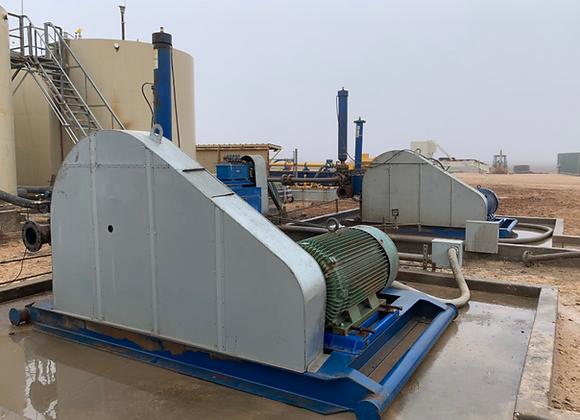 National Q-300-M Quintuplex Pump