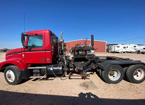2009 Volvo Pump Truck