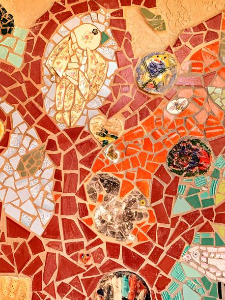 Mosaic Mural