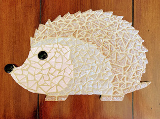 Mosaic Tile Hedgehog