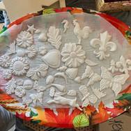 Ceramic Bisque tile