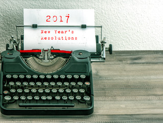 6 Strategies to Stick with Your New Years' Resolutions in 2017