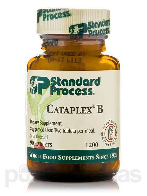 Cataplex B - 360 Tablets - Standard Process