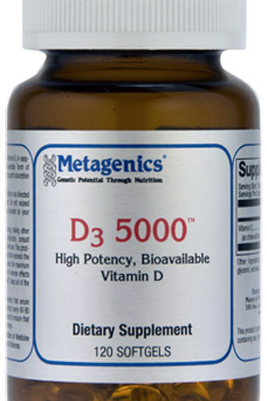 Metagenics Vitamin D3
