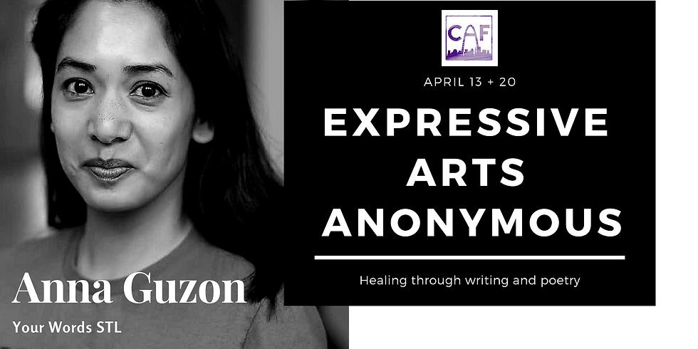 April EAA - Anna Guzon #1