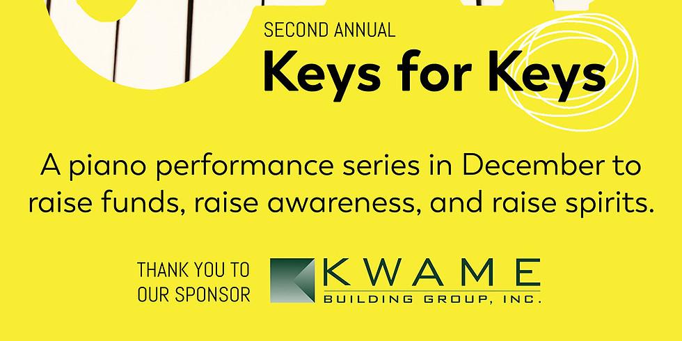 Keys for Keys - Cabaret Performances