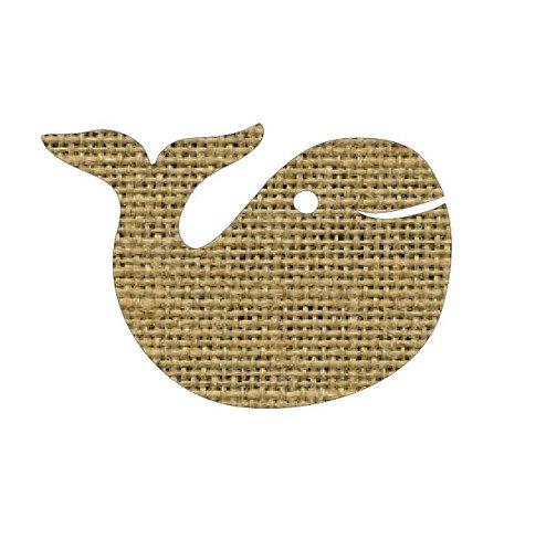 whale pin board - sack