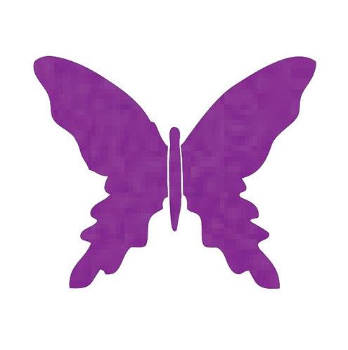 Butterfly pin board -purple