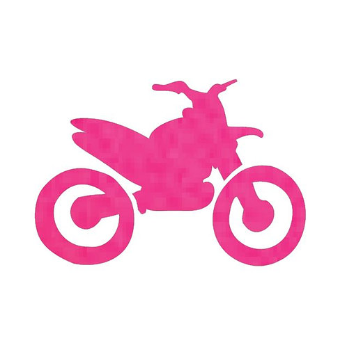 Stunt Cycle - hot pink
