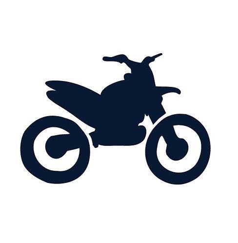 Stunt Cycle - navy