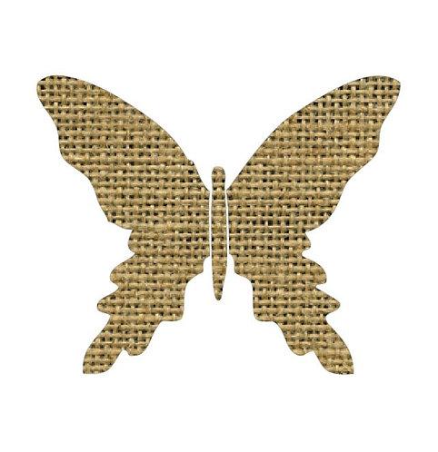 Butterfly pin board -sack