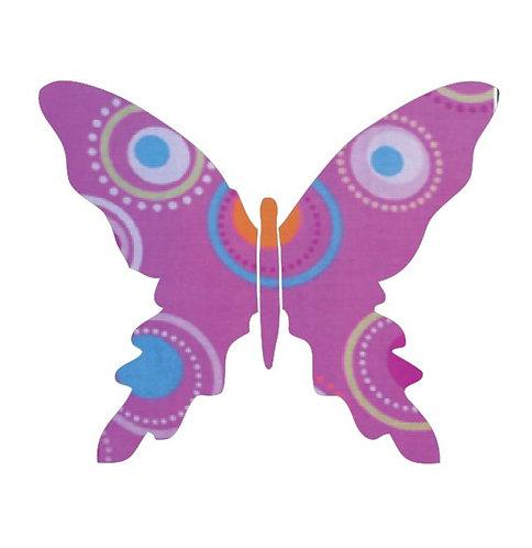 Butterfly pin board -dot
