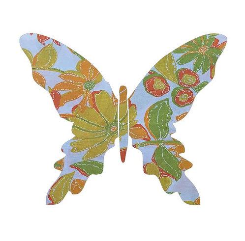 Butterfly pin board -sunshine