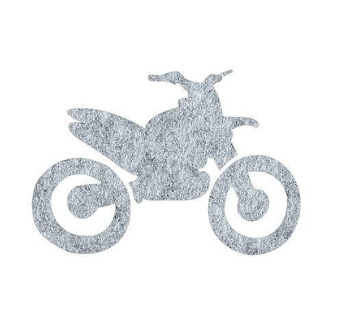 Stunt Cycle - grey fuzz