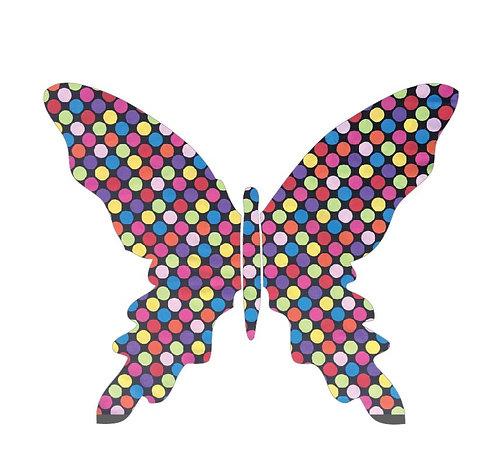 Butterfly pin board -bling