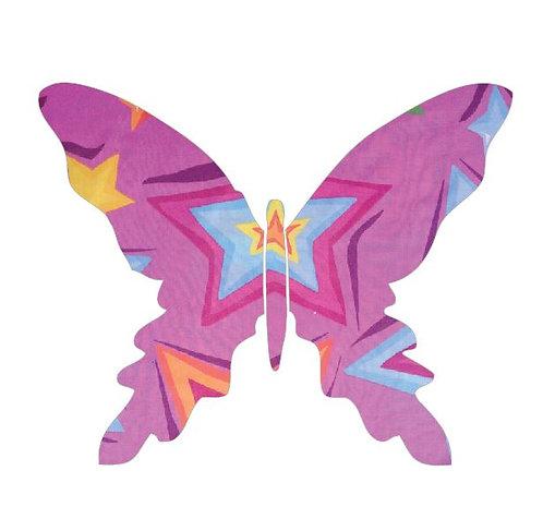 Butterfly pin board -star burst