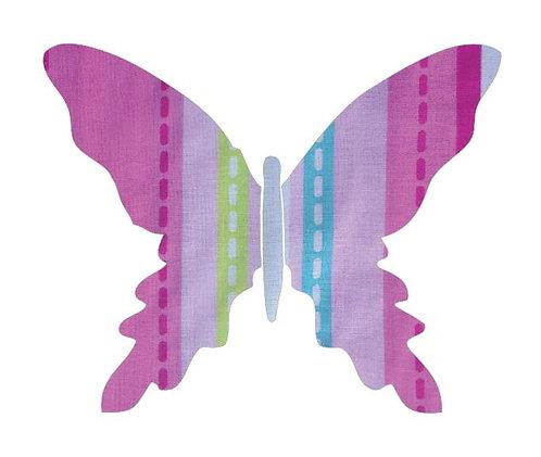 Butterfly pin board -dash