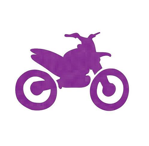 Stunt Cycle - purple