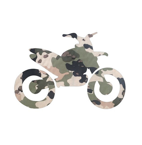 Stunt Cycle - army issue