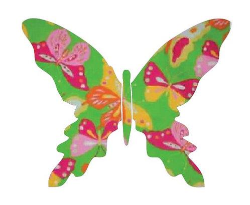 Butterfly pin board -butterflies