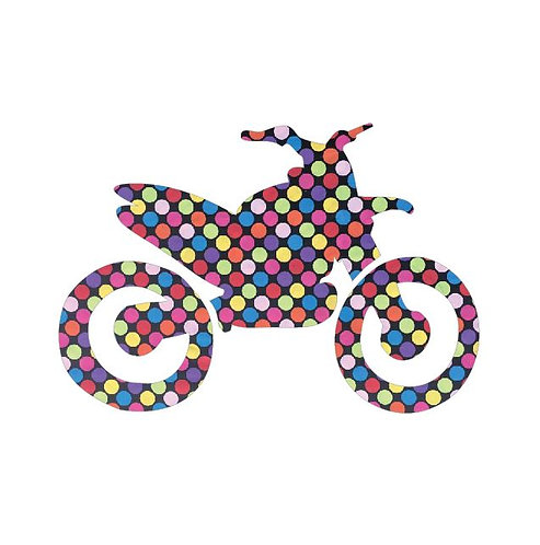 Stunt Cycle - bling