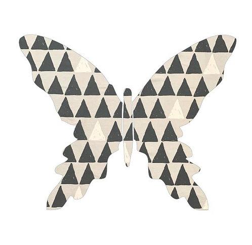 Butterfly pin board -pointy