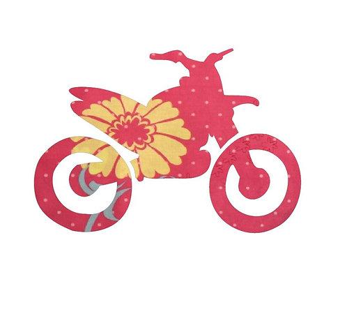 Stunt Cycle - flourish