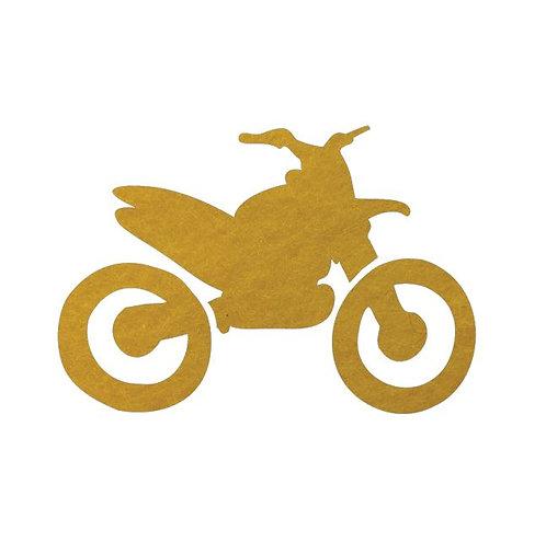 Stunt Cycle - yellow