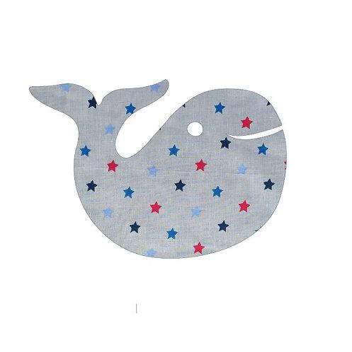 whale pin board - star struck