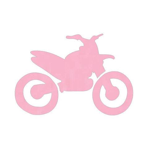 Stunt Cycle - pale pink