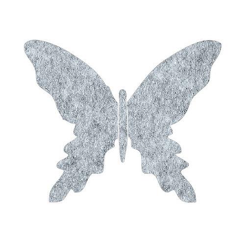 Butterfly pin board -grey fuzz