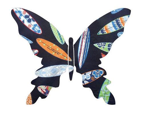 Butterfly pin board -surferini