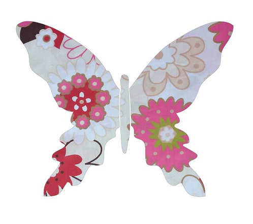 Butterfly pin board -spring has sprung
